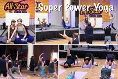 Putting the Super in Power Yoga