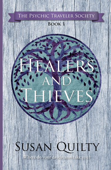 Healers and Thieves Cover Preview!