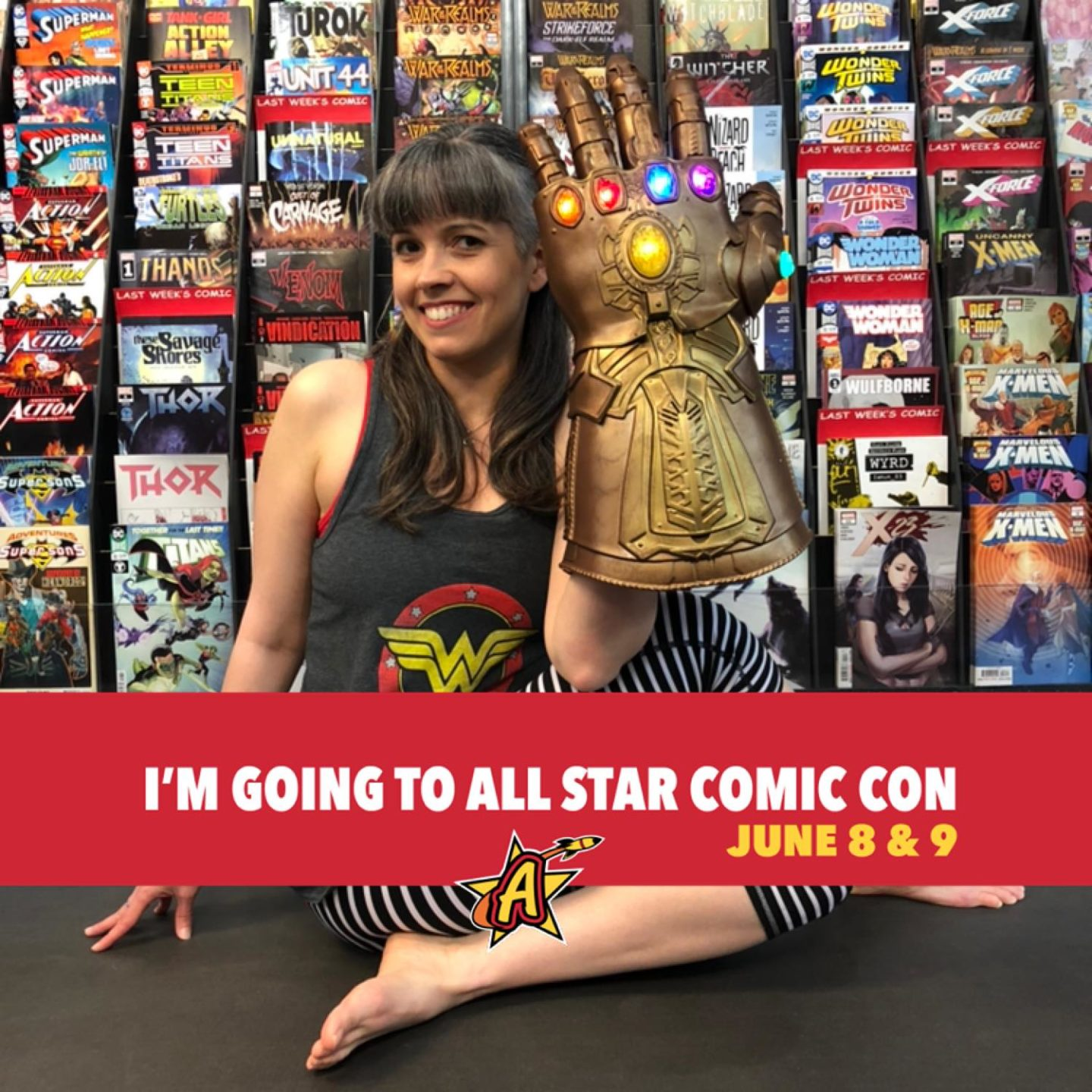 All Star Comic Con 2019