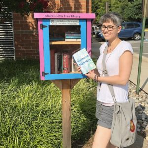 Little Free Library Drop #2