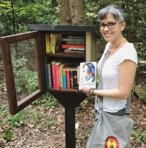 Little Free Library Drop #1