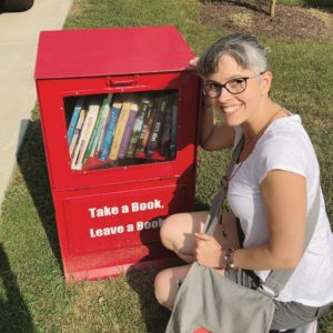 Little Free Library Drop #3
