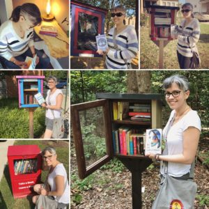 Little Free Library Book Drops