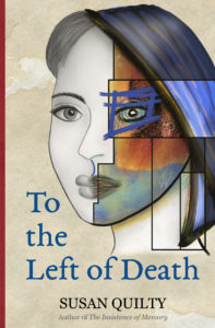 My second novel, To the Left of Death