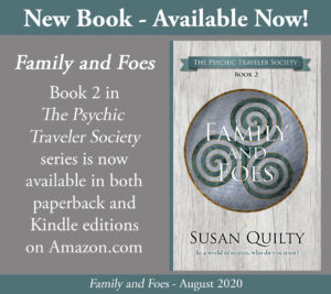New Book! Family and Foes is available now!