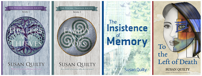 Books by Susan Quilty