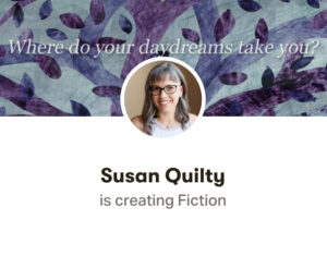 My Patreon Page - Patreon.com/SusanQuilty